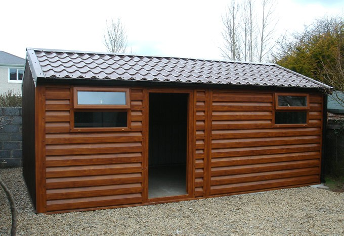 Shanette Range Pre Fabricated Concrete Garages In