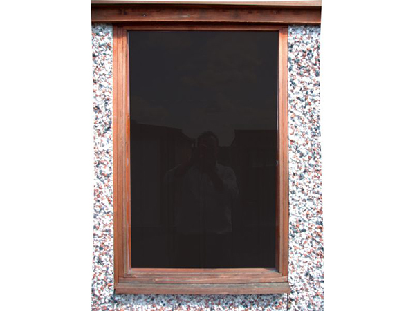 2ft timber fixed window