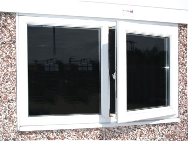 4ft PCVu opening window
