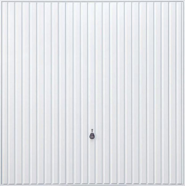 Vertical garage door