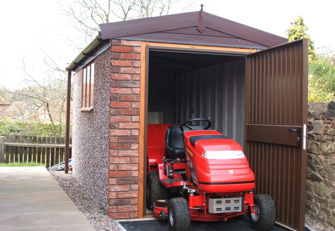 Concrete sheds & workshops