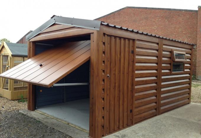 Shanette garage