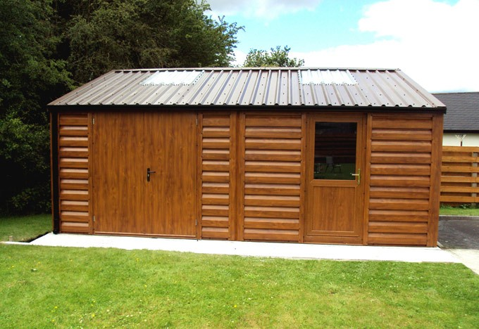Shanette shed
