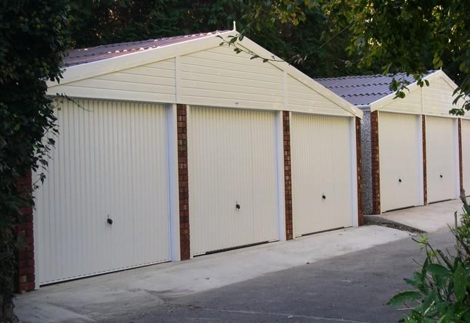 Specialist bespoke concrete garages